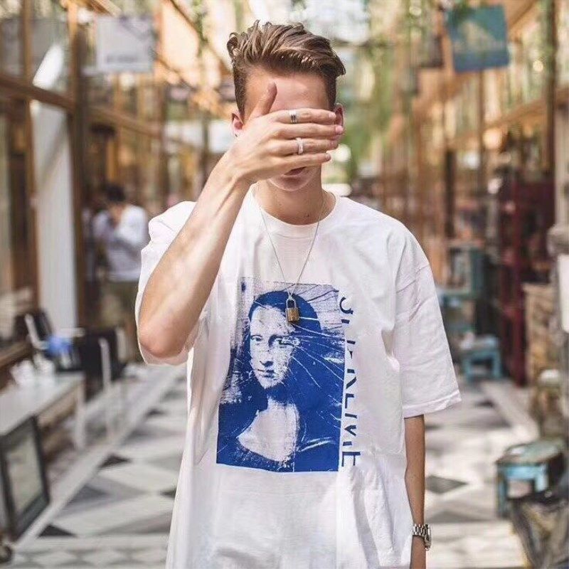 102c730a3e36 Supreme Mona Lisa Tee | supreme t shirts in 2019 | Supreme t shirt ...