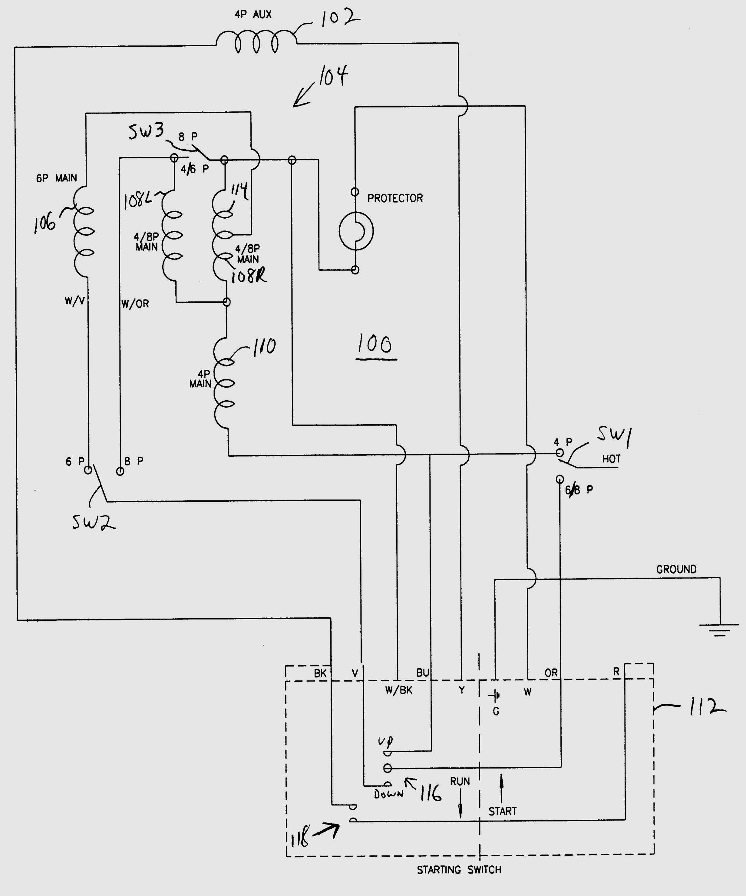 Unique Wiring Diagram Generator Leroy Somer Motores