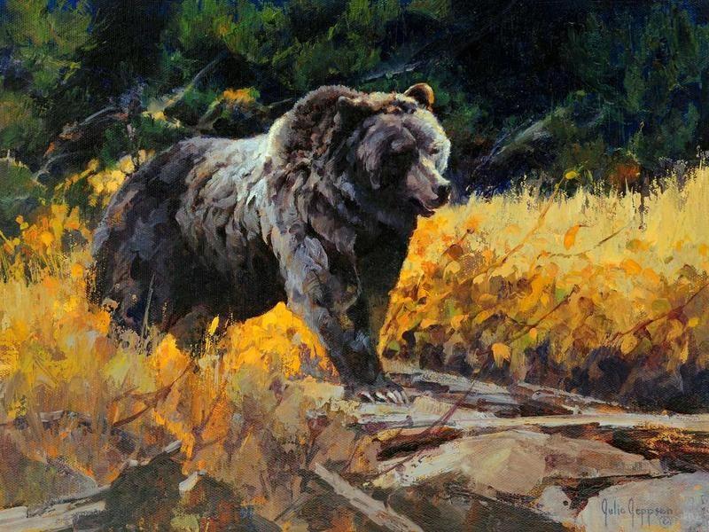 North American Wildlife Paintings North American