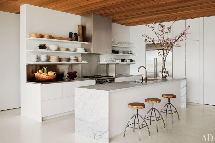 Marvelous 37 Helle, Weiße Küchen Zum Nachmachen   Neueste Dekoration 2018
