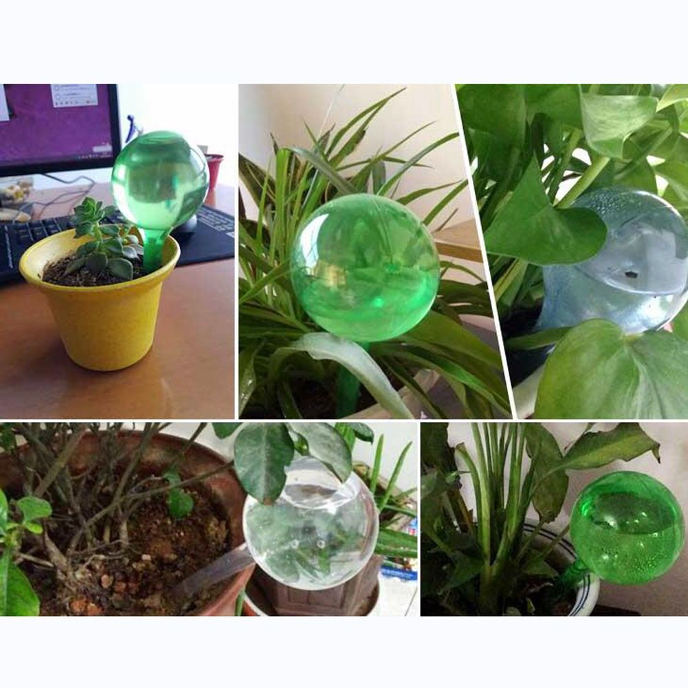 Plant Watering Globes Spikes Bags Home Garden Plant Watering Bulbs Watering Bulbs Plants