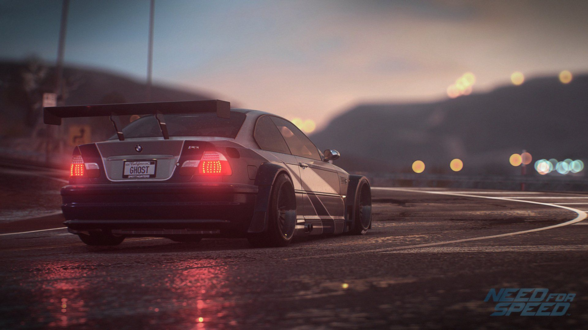 BMW M3 E46 (GTR) - Need-for-Speed 2015 wallpaper ...