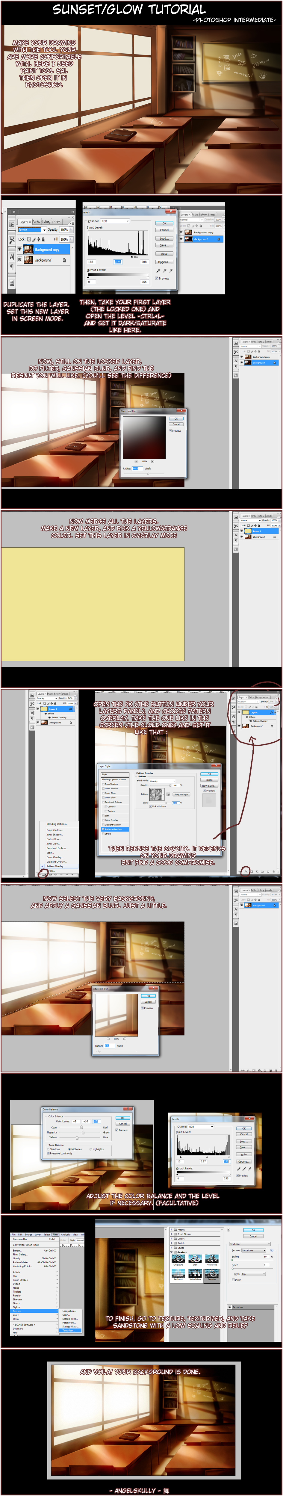 Glow tutorial photoshop by kuro mai on deviantart photoshop computer art glow tutorial photoshop by kuro mai on deviantart baditri Image collections