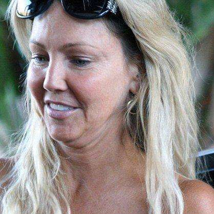 5  Heather Locklear worst photo   Hollywood   Pinterest   Heather     Heather Locklear worst photo