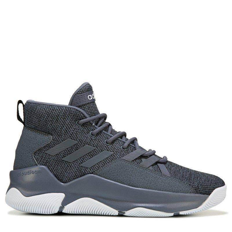 Streetfire Basketball Shoes (Grey/White