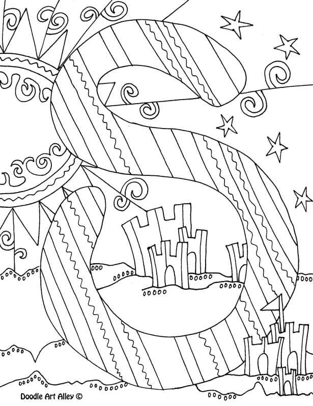Pin de Dixie Rice en Coloring pages | Pinterest | Alfabeto, Letras y ...
