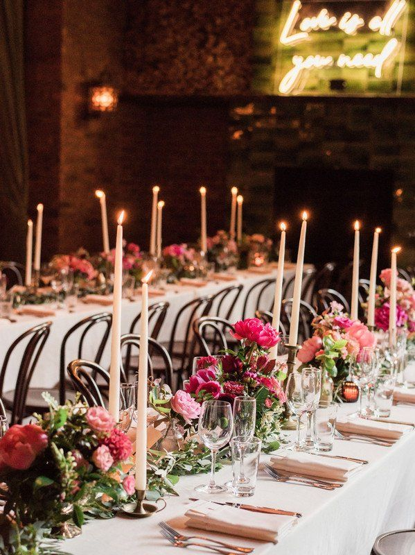 See Tin Can Studios On Weddingwire Long Table Wedding Wedding
