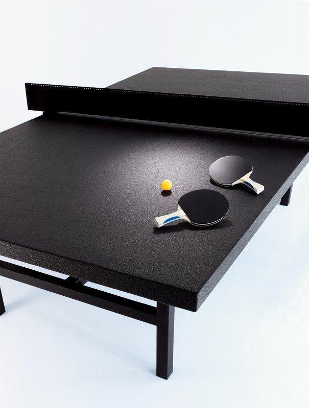 Table Tennis Room Design: Tom Burr - Untitled (Bouncing Balls)