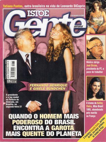 ISTOÉ Gente - Dezembro 2000