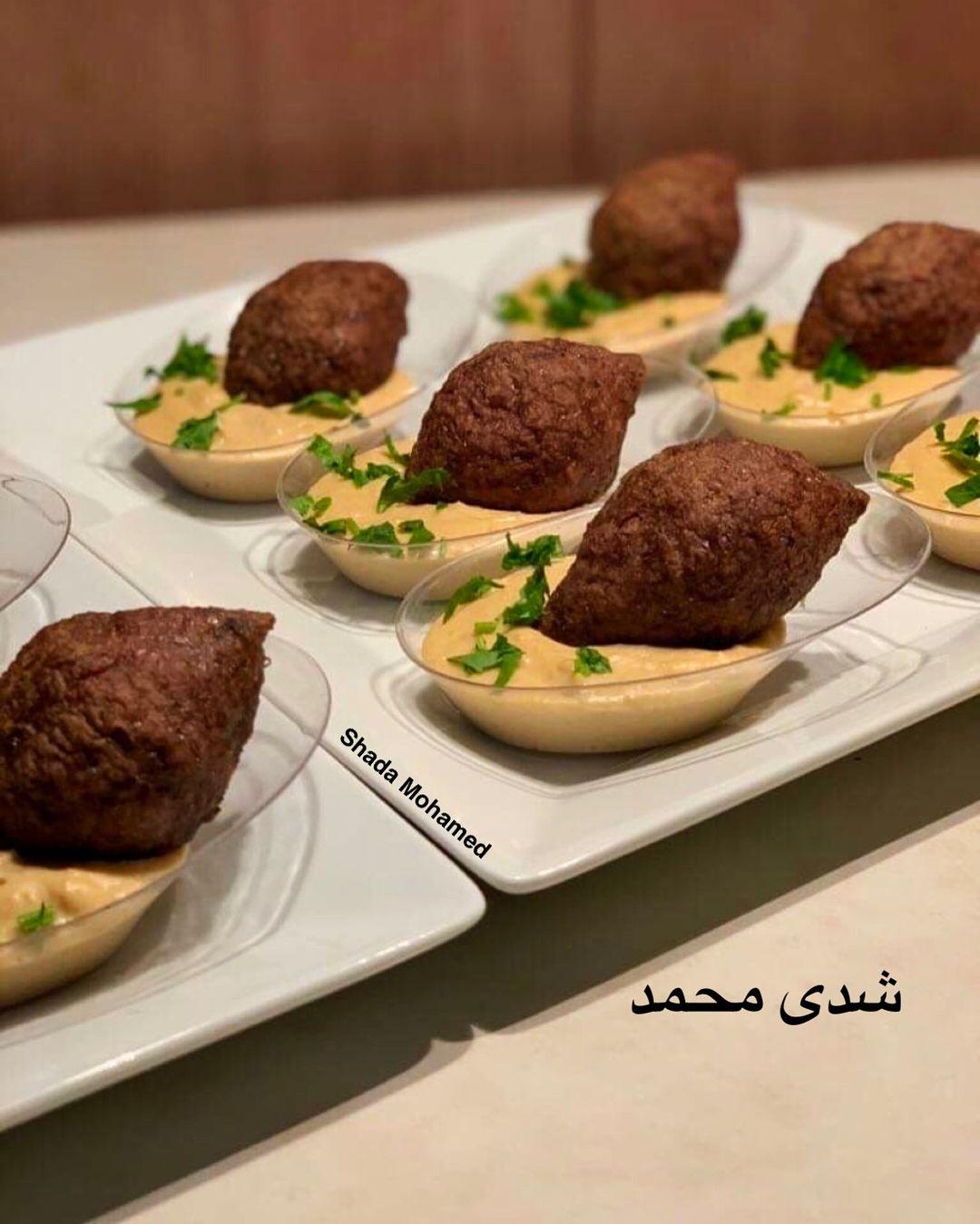 Shada Mohomed Dida On Instagram صحة فطوركم اسهل طريقة للكبة يعني مستحيل تفشل او تنفتح منك وحلاوتها في الكوشة اخف من القلي Ramadan Recipes Recipes Food