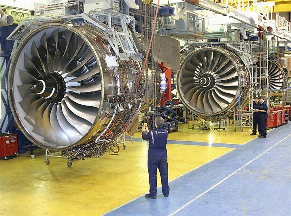 Rolls-Royce to 3D print its Airplane Engine Parts | DC