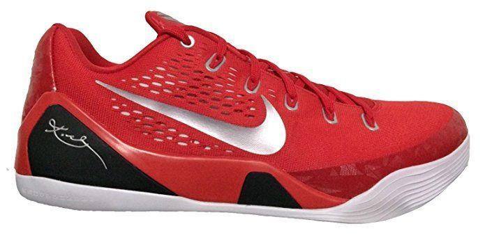 get cheap 6f1bb a4fa7 Nike Kobe IX 9 Red White Black Shoes Sneakers 685776 602 Mens Size 14  Nike   BasketballShoes