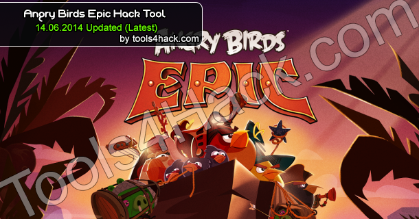 Angry Birds Epic Hack (Triche) 14.06.2014 Updated