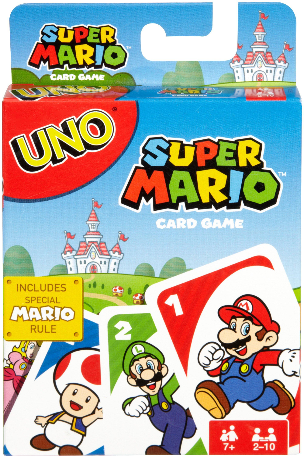 UNO Super Mario Card Game in 2020 (With images) Super
