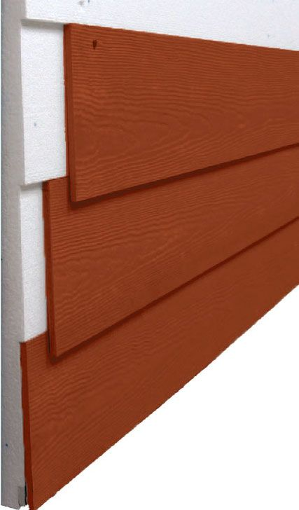 Insulated Siding Part 1 Buildipedia Insulated Siding Insulated Vinyl Siding Installing Siding