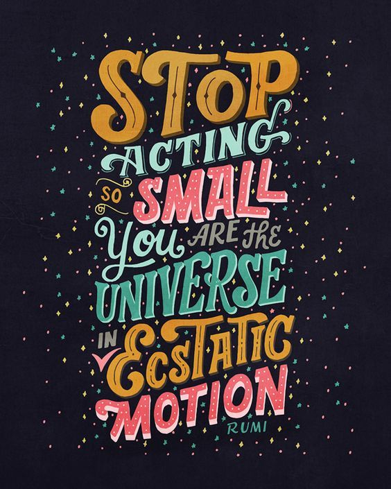 29 Beautiful Illustrated Quotes You Must See Design