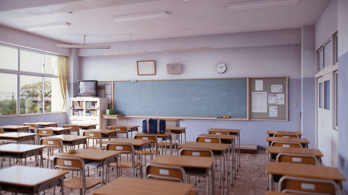 Classroom day by icephei on deviantart 집 인템리어 디자인
