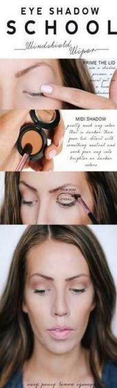 #eyeshadows #tutorial #makeup #ideas #apply #step #hair #love  #style  #beautiful  #Makeup #SkinCare #Nails #beauty #eyemakeup #style #eyes #model #leichtes Haar und Make-up #hairmakeup