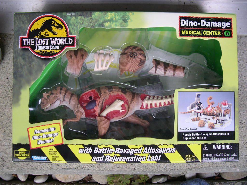 Megapost juguetes de jurassic park de los 90\'s - Imágenes   Los 90 ...