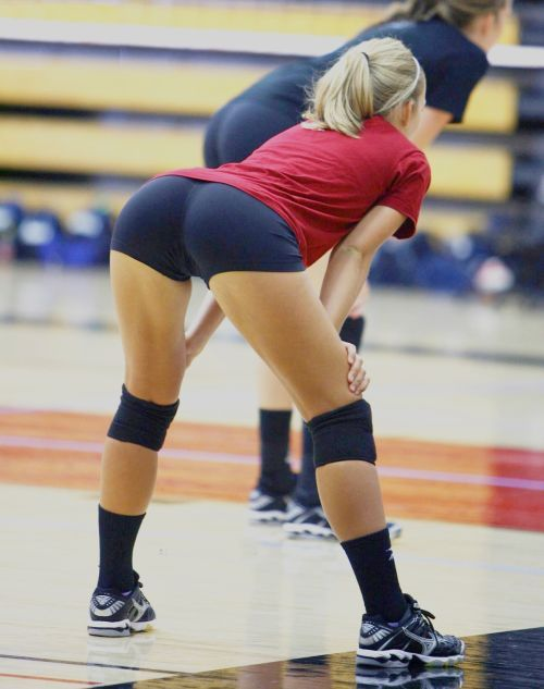 College volleyball girls upskirts foto 600