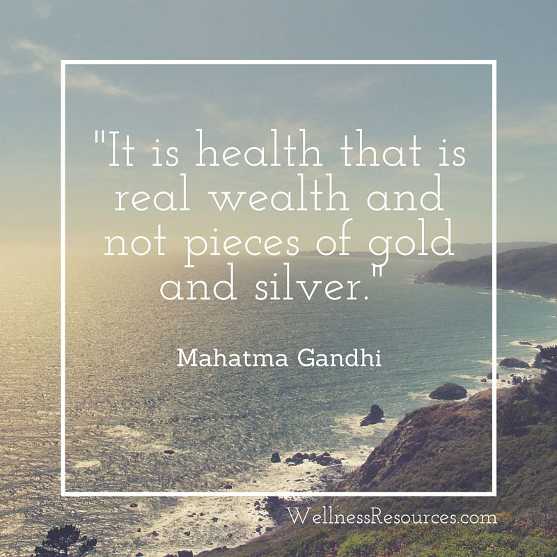 Health is wealth health and wellness quotes healthy