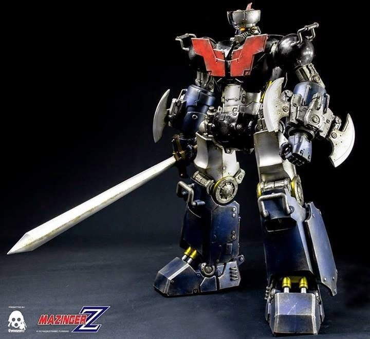 Robots! // Mazinger