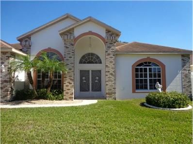 NEW FOR SALE: 4412 Anaconda Dr, New Port Richey, FL, 34655 $279,000