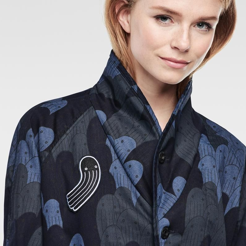G Star RAW   Women   Raw for the oceans   Raw For The Oceans