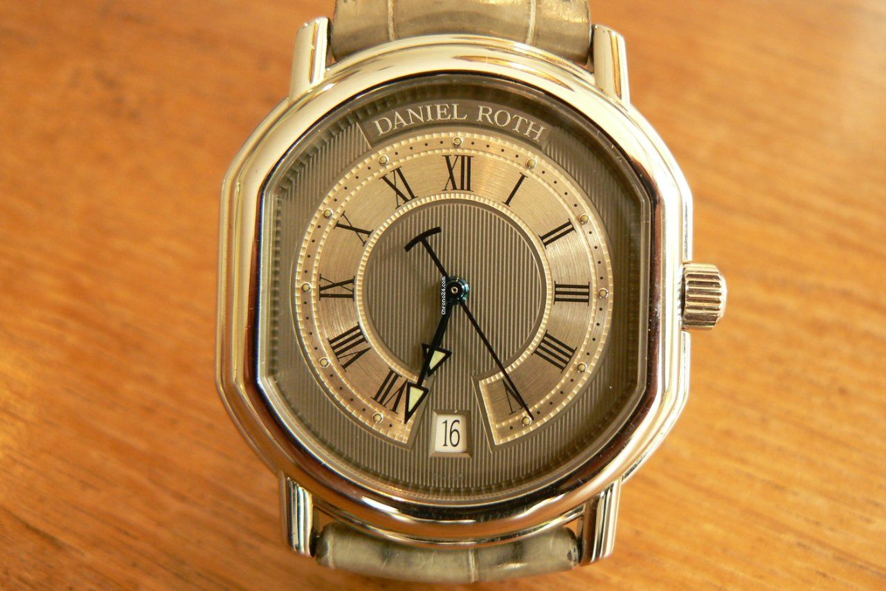 Daniel Roth Small Seconds with Date for $5,422 for sale from a Private seller on Chrono24
