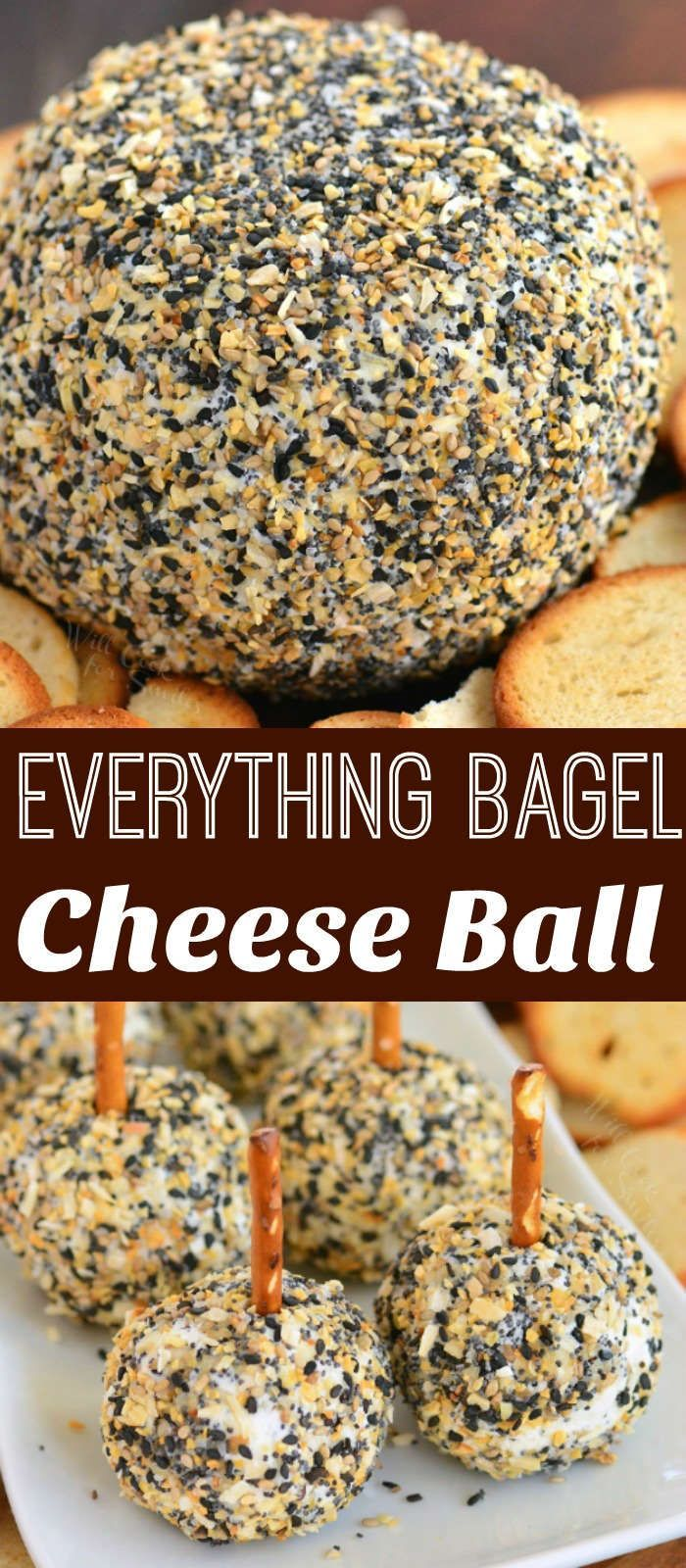 Photo of Everything Bagel Cheese Ball