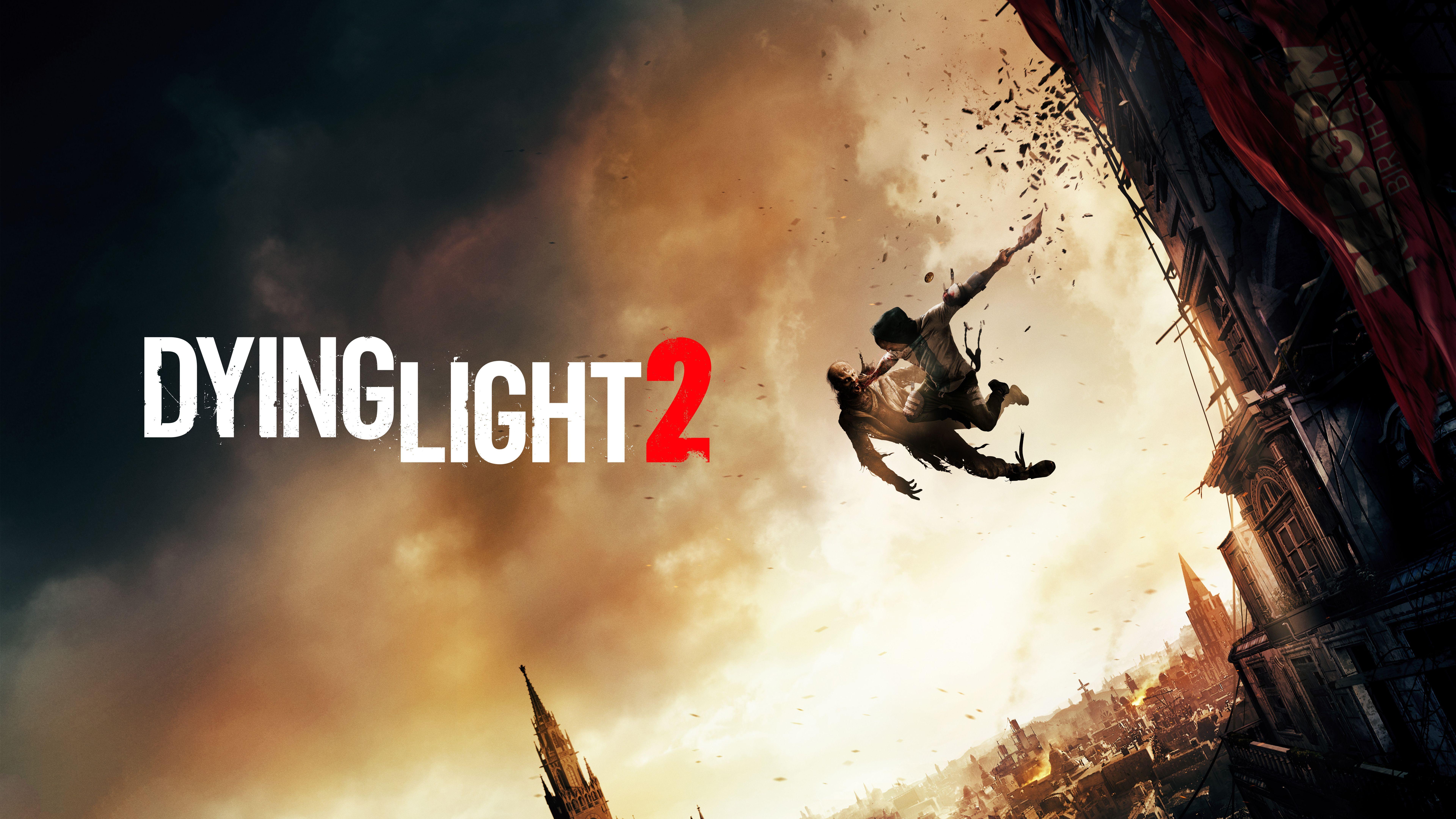 Dying Light 2 8k Wallpaper Video Game News E3 2018 Video Games