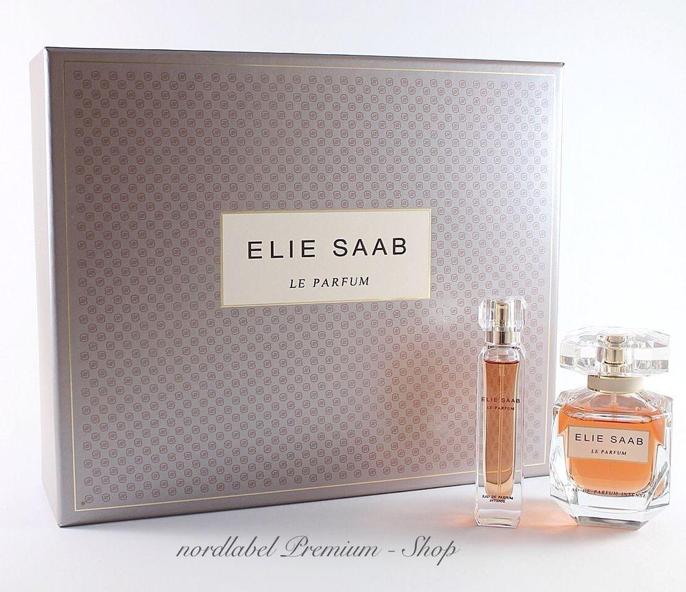 Elie Saab Le Parfum Intense Edp Spray 50 Ml 10 Clarins Shaping Facial Lift Total V Contouring Serum New Version 10ml Geschenk Set