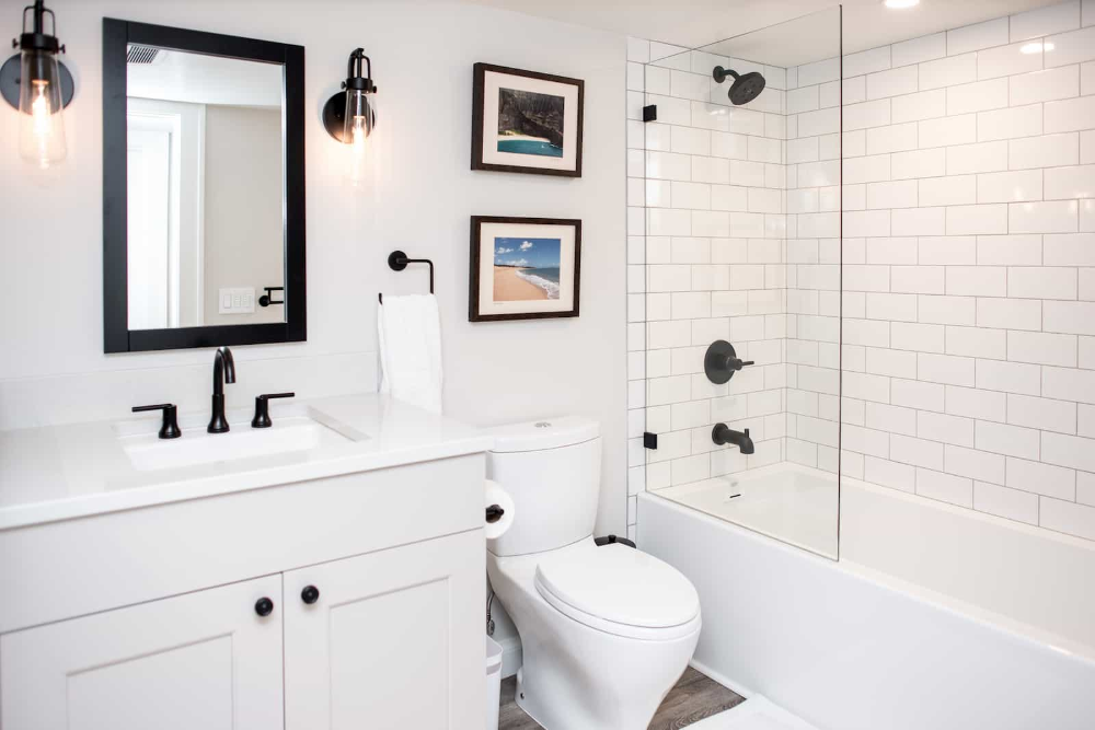 Are Permits Required For A Bathroom Remodel In Seattle In 2020 Bathrooms Remodel Kitchen Bathroom Remodel Small Bathroom Remodel