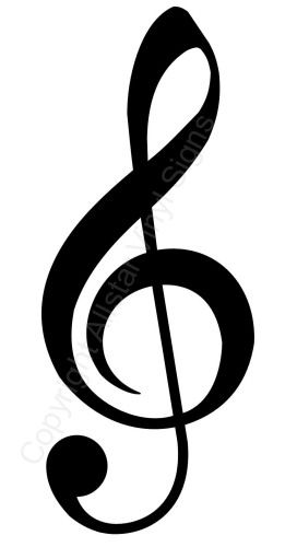 Showing post & media for Clef musical symbol | www.symbolsnet.com