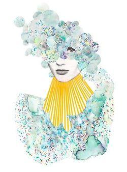 Niky Roehreke fashion illustration