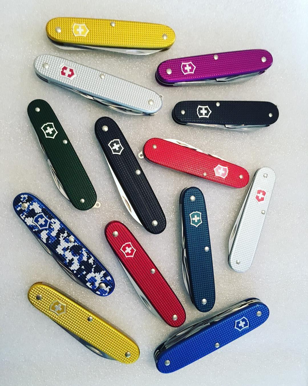 Instagram Swiss Knives Victorinox Knives Victorinox