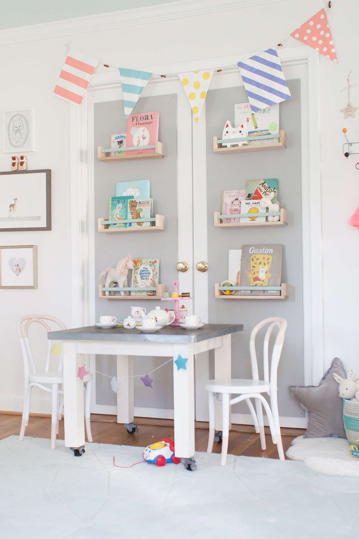 On Having Big Sister Space In The Babys Room