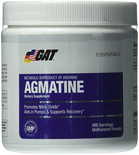 GAT Agmatine Multivitamin 75 Gram * Want to know more, click
