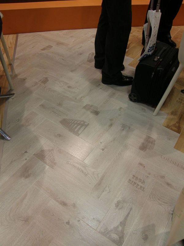 鼎康木紋磚 OS154518白 15x45cm