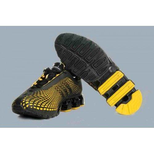 brand new fc9ec 1fb73 Shop For Adidas Porsche Sneaker Discount Adidas Porsche Design Bounce S2  P5510 - Black Yellow Sneakers