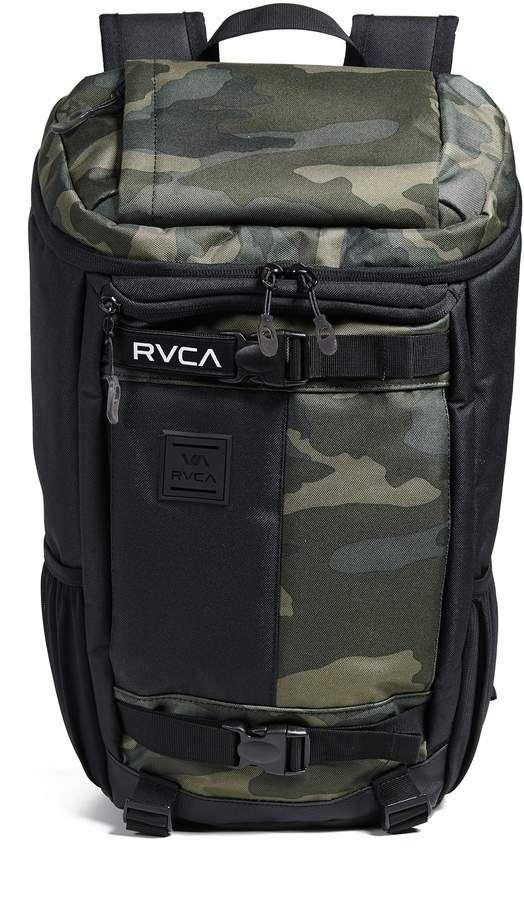 ff81fdd4516 RVCA Voyage Skate Commuter Backpack in 2019 | Cool backpacks ...
