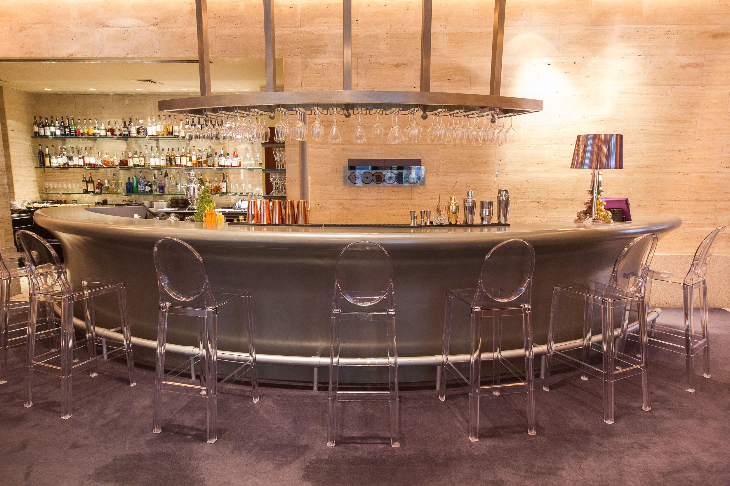 The park bar hyatt kartell milandesignweek kartell for the