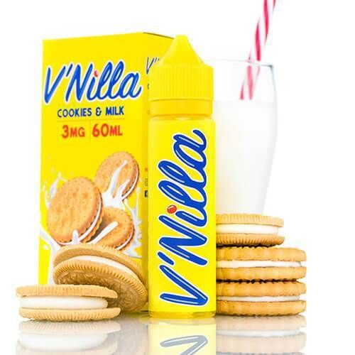 Now available from eLiquid.com: Cookies & Milk eJ....  Find it at: http://www.eliquid.com/products/cookies-milk-ejuice-by-vnilla?utm_campaign=social_autopilot&utm_source=pin&utm_medium=pin