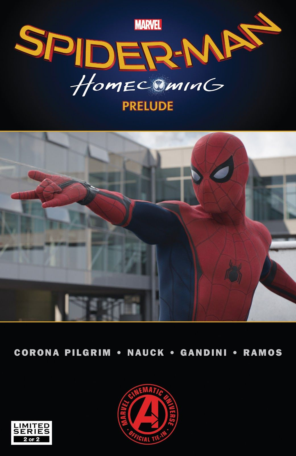Spider Man Homecoming Prelude Issue 2 Read Spider Man