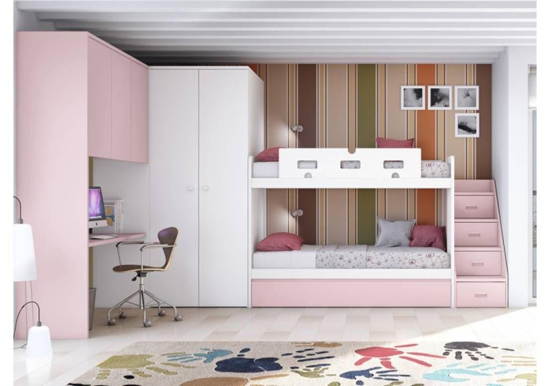 Literas juveniles e infantiles modernas Litera Dormitorios
