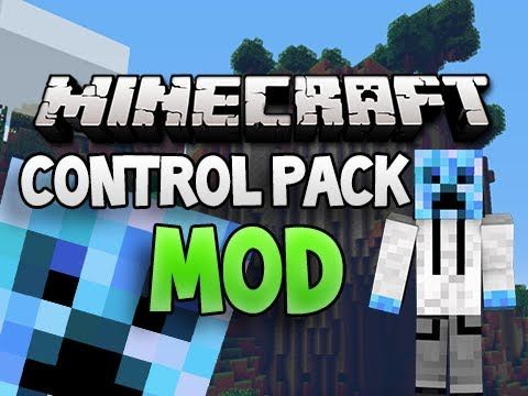 ControlPack Mod for Minecraft 1 7 10 - The ControlPack Mod is