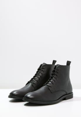 bestil Zign Snørestøvletter - black til kr 519,00 (23-11-16). Køb hos Zalando og få gratis levering.