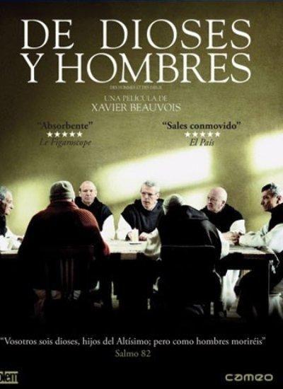 De Dioses Y Hombres 2010 Francia Dir Xavier Beauvois Drama Baseado En Feitos Reais Relixión Dvd Cine 1918 Dvd Hombres Dioses