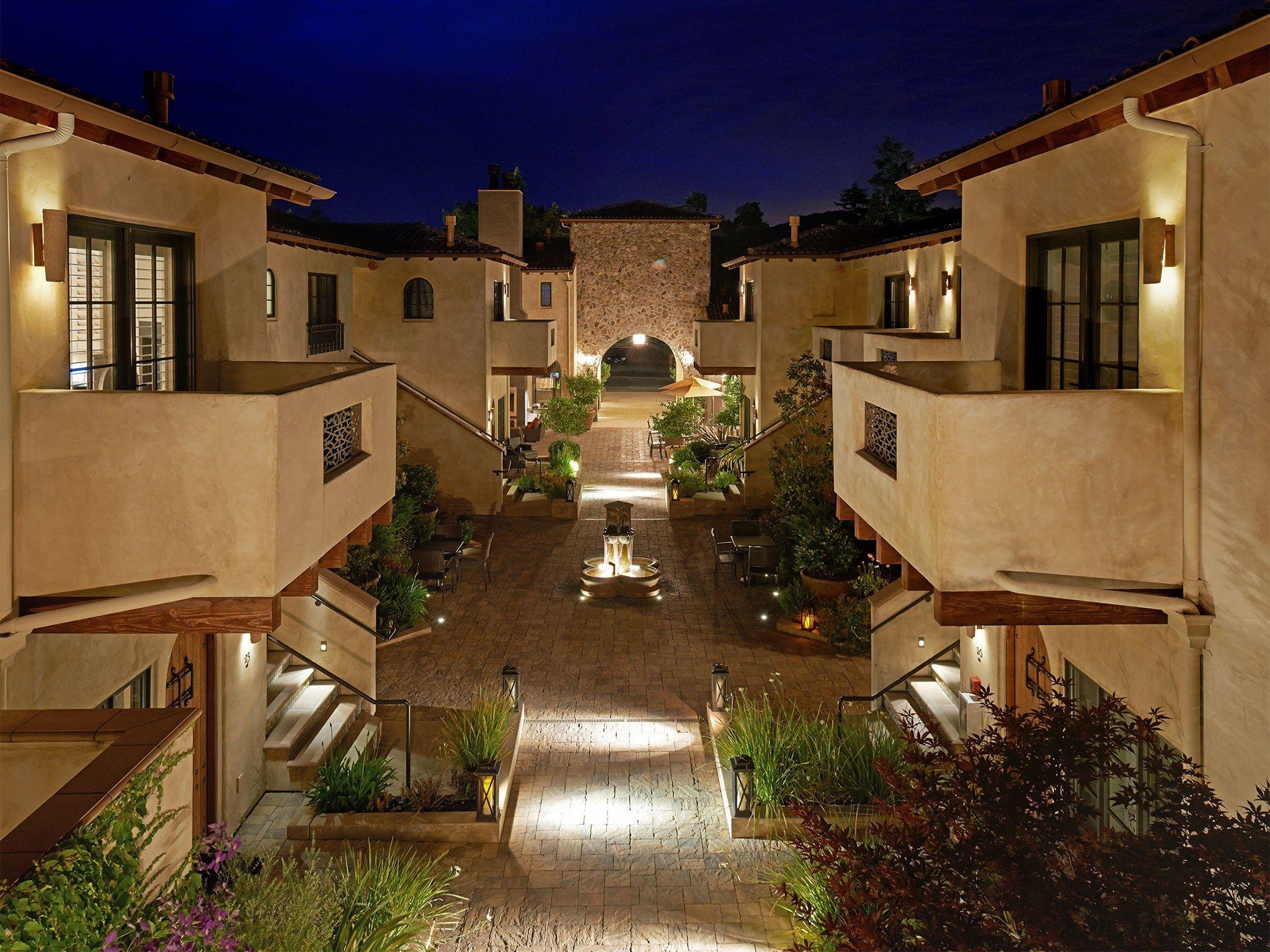 North Block Hotel Yountville California United States Hotel