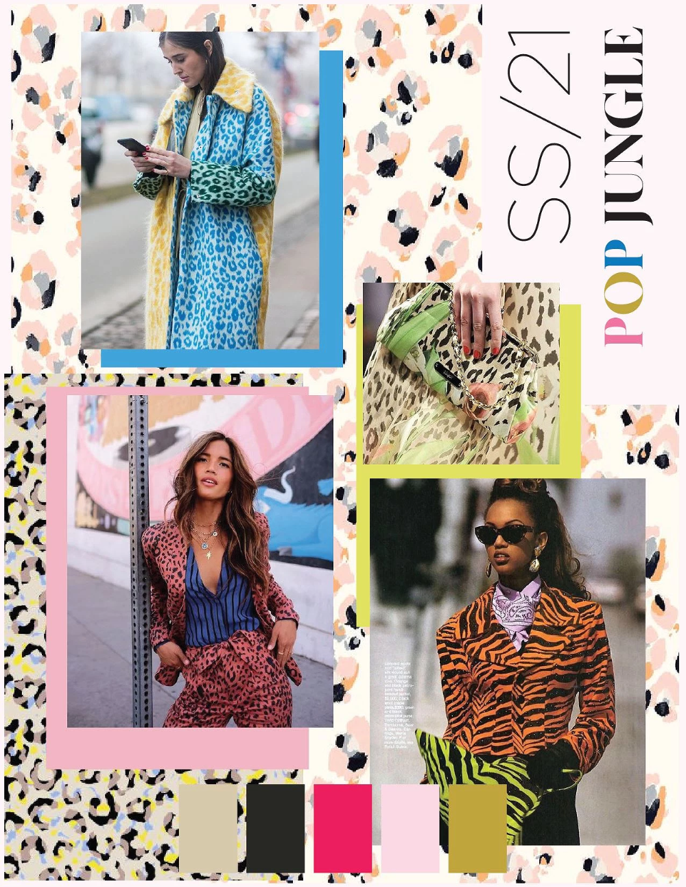 Pin on FASHION TRENDS SS 2021